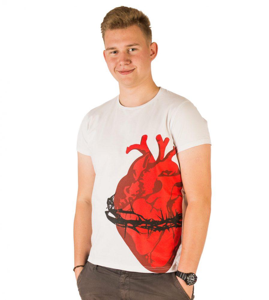 serce męska