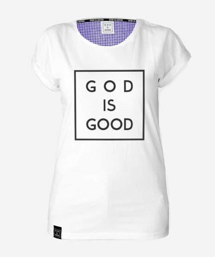 god is good damska