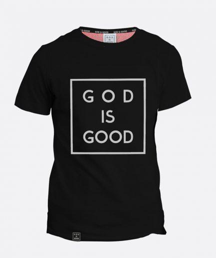 god is good czarna