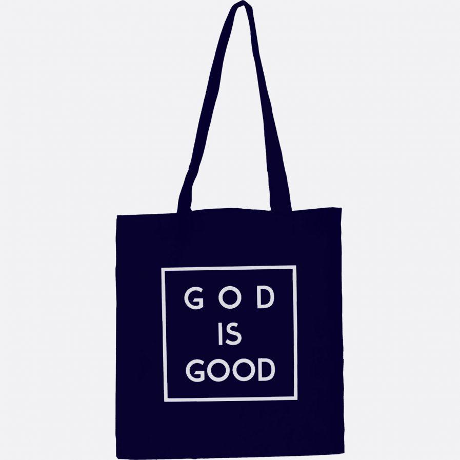 Torba Bawełniana God Is Good