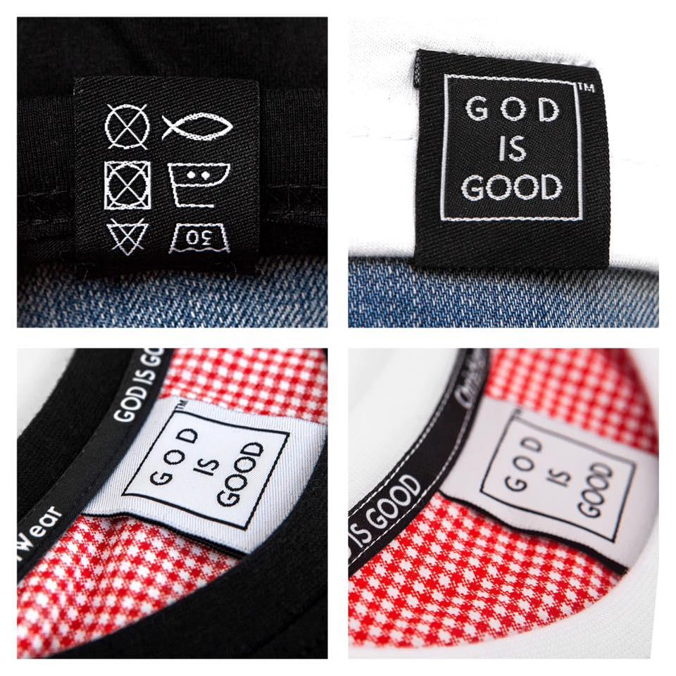 odzież chrześcijańska