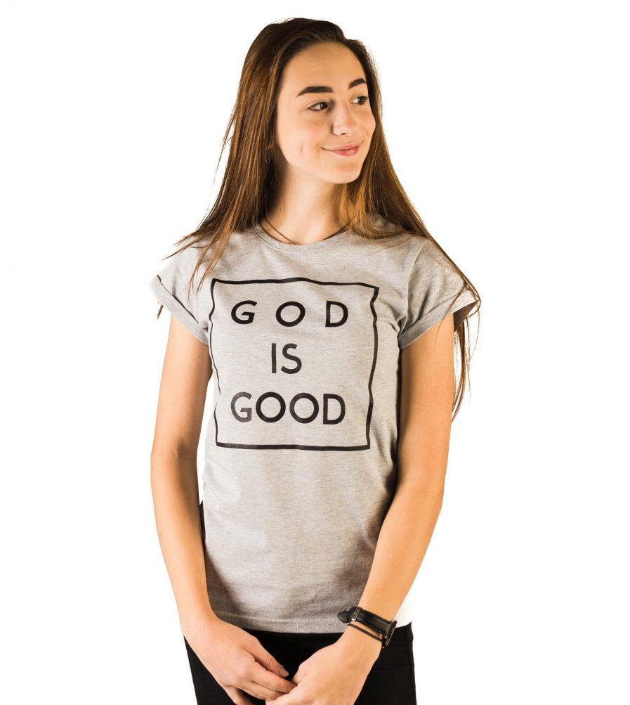 god is good melanż damska