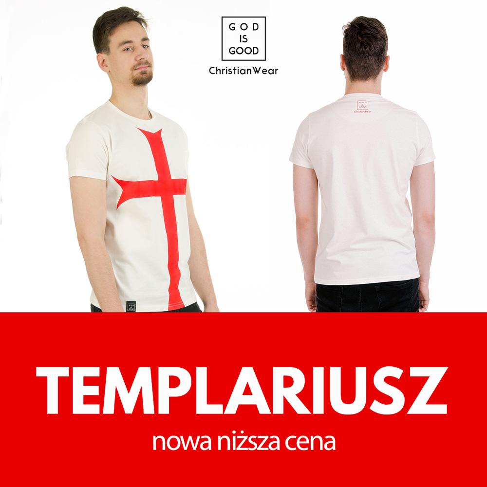 koszulka templariusz