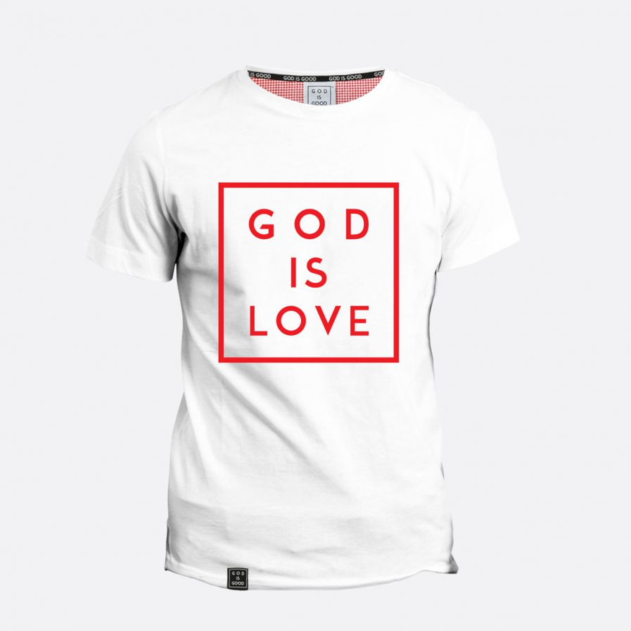 god is love męska