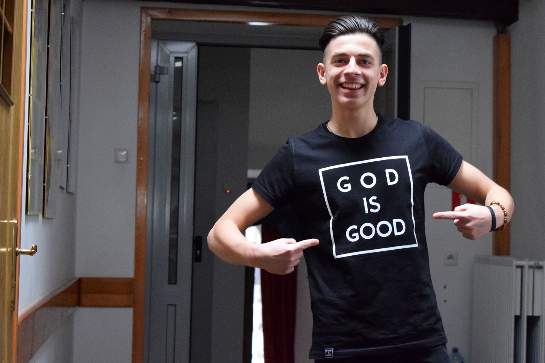 koszulki fanow chrześcijańskie koszulki
