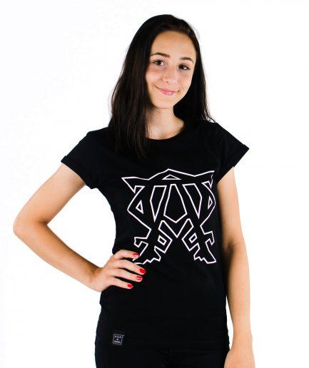 Alfa i Omega - koszulka damska