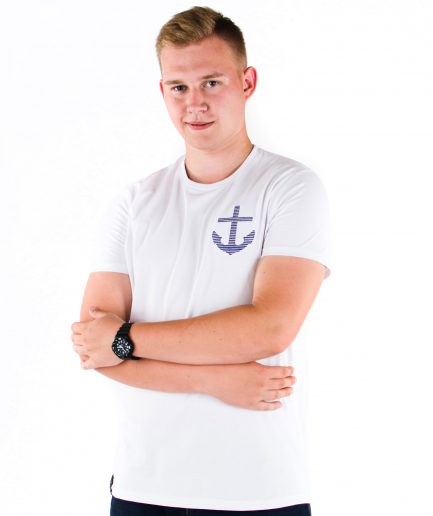 Kotwica Koszulka Męska